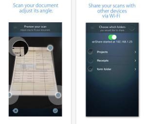 airScan-mobile-PDF-Scanner