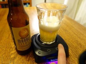 beer foamer
